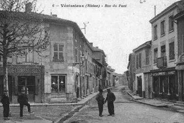 cartes-postales-photos-Rue-du-Pave-VENISSIEUX-69200-69-69259003-maxi