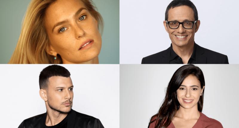 animateurs eurovision 2019