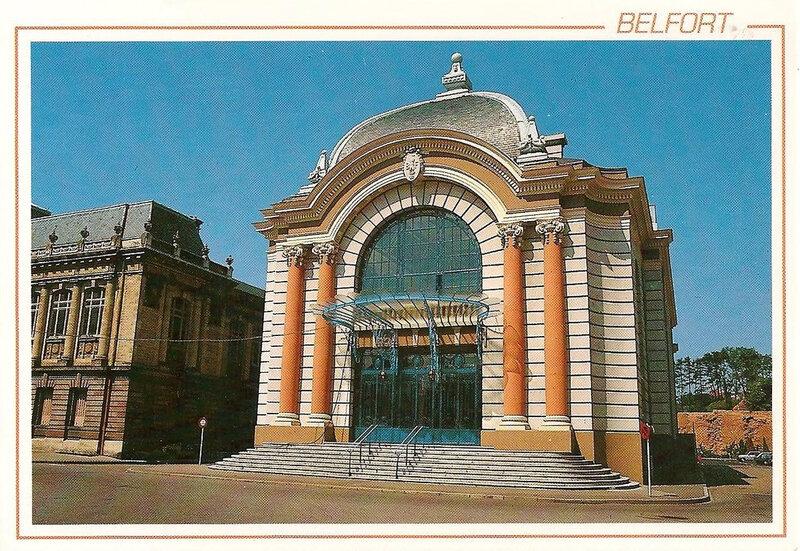 CPM Belfort Salle des Fêtes