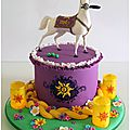 Gâteau maximus (raiponce)
