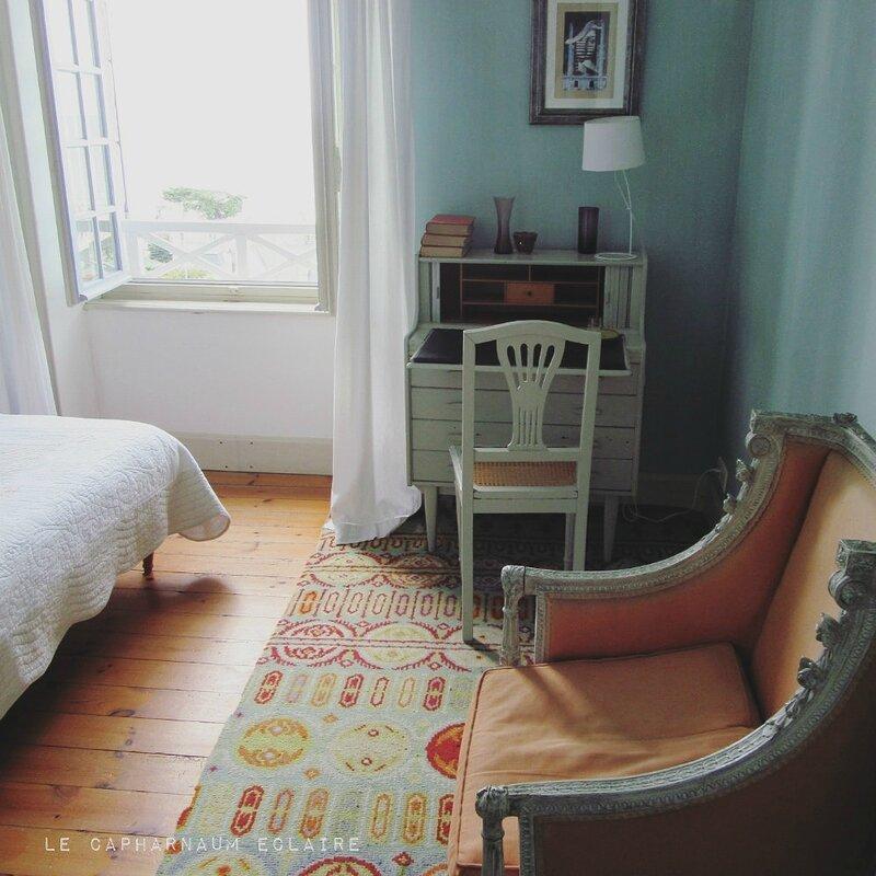 Villa Marguerite chambre