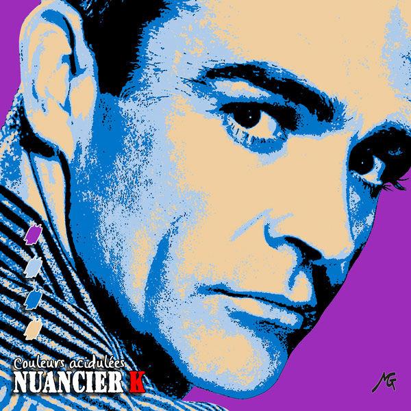 Nuancier pop'art K, Sean Connery