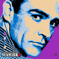 Nuancier pop'art K, Sean Connery
