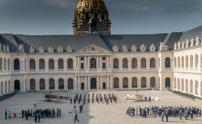 The Ceremony - Les Invalides