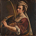 The national gallery acquires artemisia gentileschi self-portrait