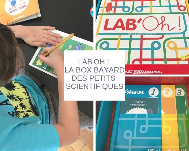 Bayrard Box sciences ©Kid Friendly