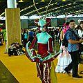 Samantha (l'une des soeurs Magus), un sublime cosplay