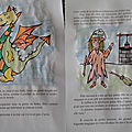 Atelier créatif: les crayons de couleurs aquarellables
