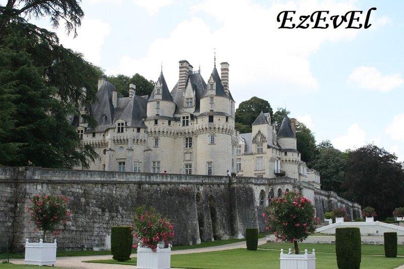 chateau usse 1 EzEvEl