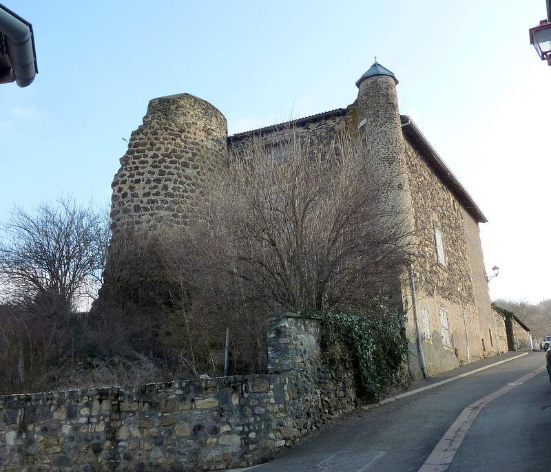 château de Saint-Georges sur Allier