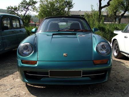 PORSCHE 911 Targa 1972 Bourse d'Echanges de Soultzmatt 2011 a