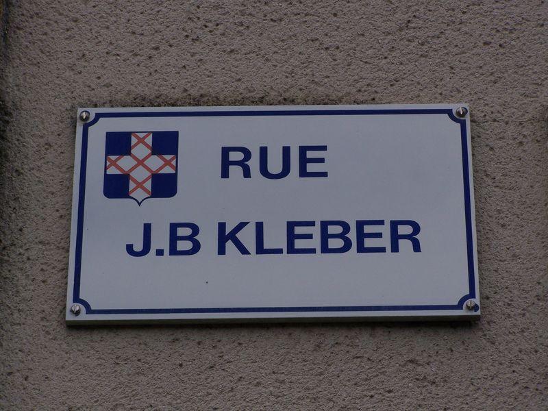 Cholet, rue Jean-Baptiste Kléber