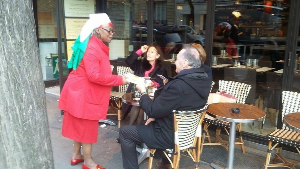 LE CODESCI CONTINUE LA MOBILISATION EN FAVEUR DE LA LIBÉRATION DU PRÉSIDENT LAURENT GBAGBO A PARIS