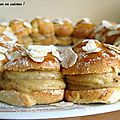 Paris-brest… en version plus allégé