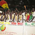 Afrobasket u18 dames 2012: « the winner is » ?... senegal