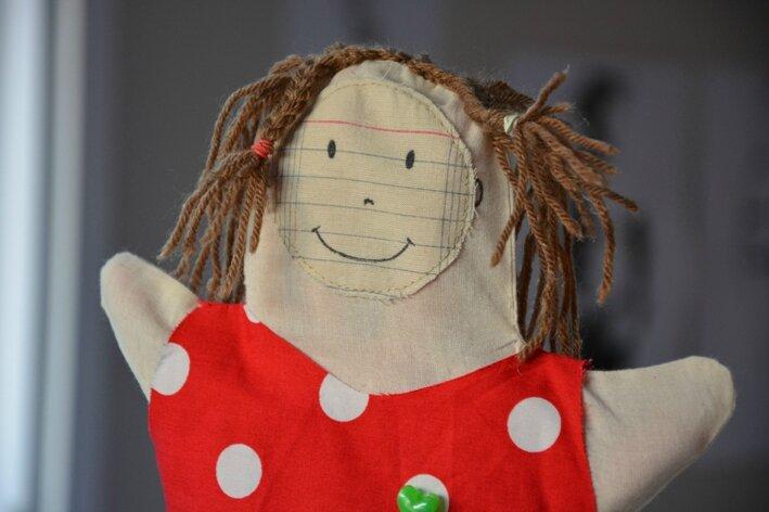 Marionnette portraitBDF