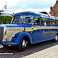 Mercedes 3500 de 1950 (9ème Classic Gala de Schwetzingen 2011) 01