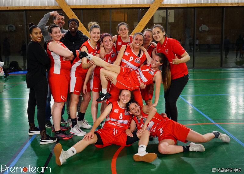 Equipe Pré-Région 2019