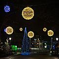 Noël 2014 à colmar - place rapp