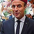 Macron se prend l'islam en pleine tronche