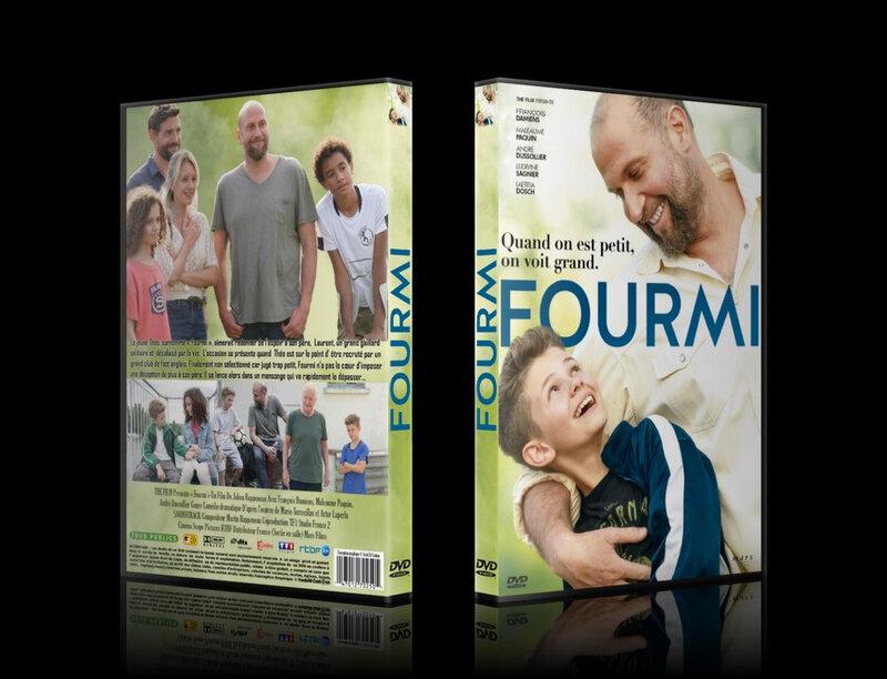 fourmi custom fredo38 B 3D