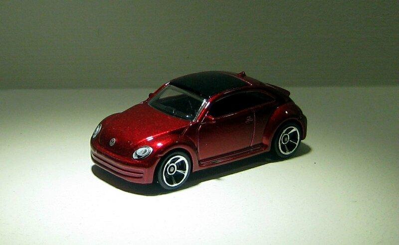 Vw beetle (Hotwheels 2012)