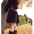 robe à plis soleil et ceinture geisha 3