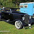 Ford road steelbody and fenders de 1933 (30 ème Bourse d'échanges de Lipsheim) 01
