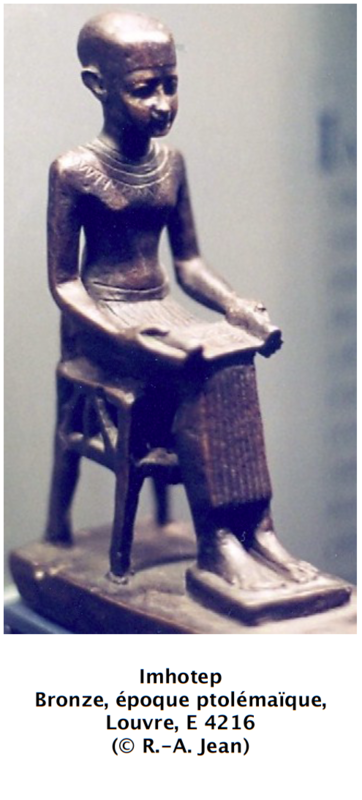 Imhotep © R