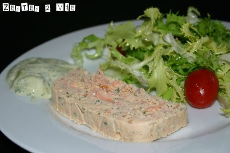 terrine coupée