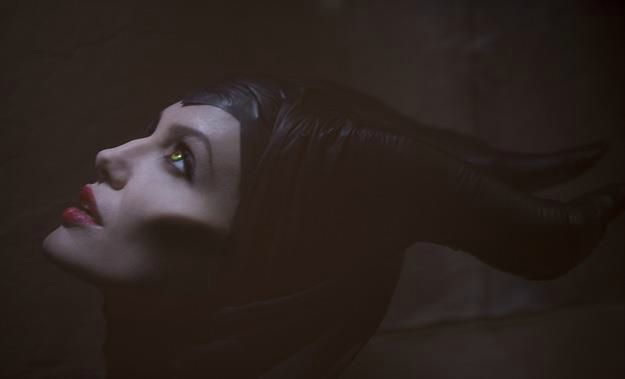 Angelina Jolie in Maleficient