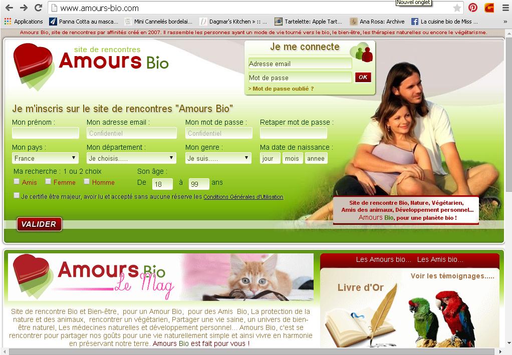 Site rencontres cv