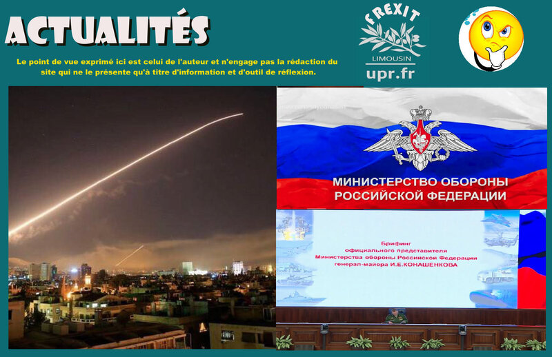 ACT MINISTERE RUSSE DEFENSE