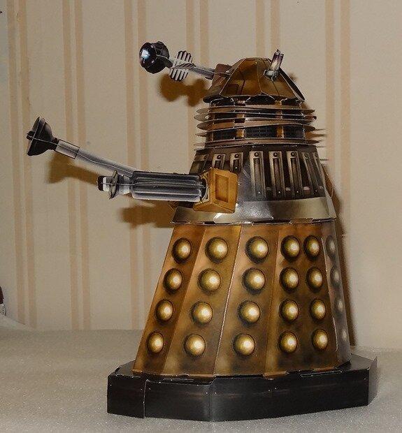 maquette Dalek