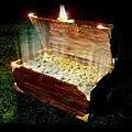 Le coffre qui attire la richesse