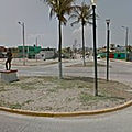 Rond-point à coatzacoalcos (mexique)