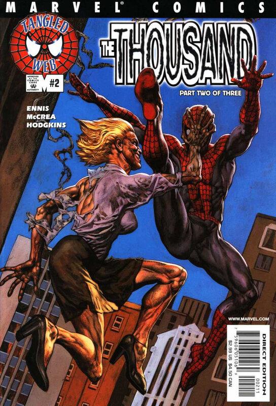 tangled web spiderman 02