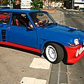 Renault 5 maxi turbo (1985-1986)