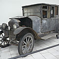 Peugeot type 163 commerciale 1922
