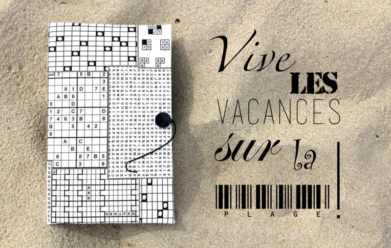 Vive les vacances sur la plage !
