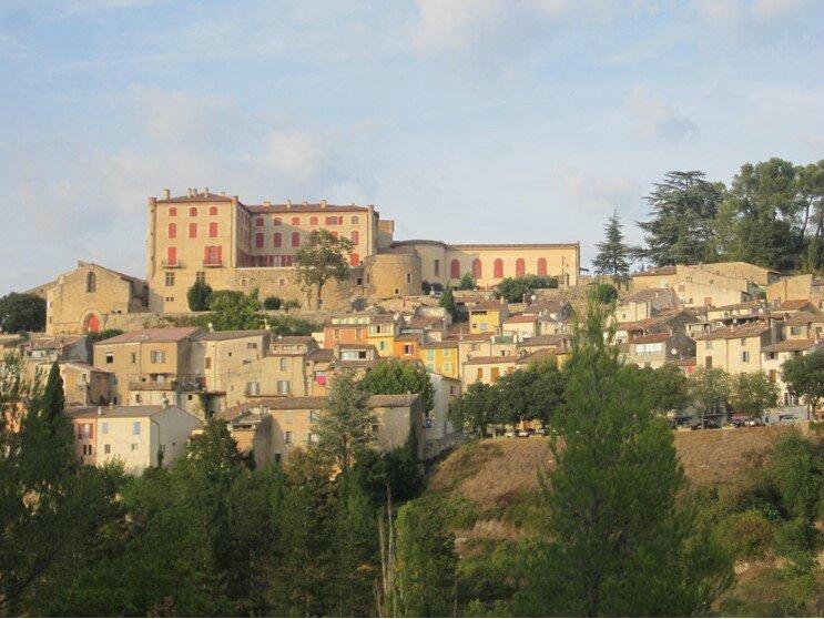 La Verdière-Château