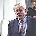 Boris johnson, le jour de gloire