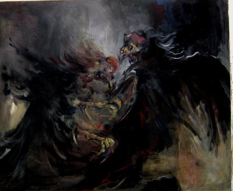 Dark Fight