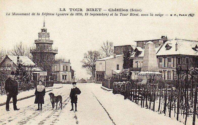 Châtillon Défense (4)