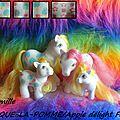 (047) G1 Les Familles Câlins / Loving Family Ponies