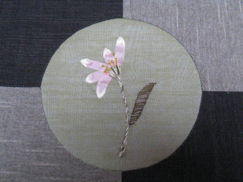 Fée Pirouette - L'herbier - Mai pastel - BOM 2010