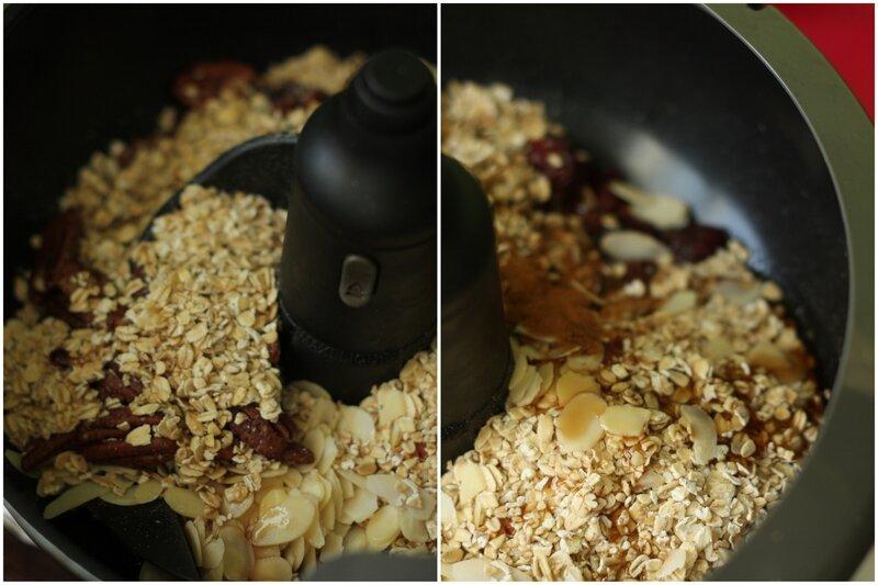 granola muesli maison blog chez requia cuisine et confidences