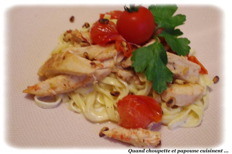tagliatelles au poulet-9076