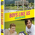 Concours boys like us : 3 dvd a gagner!!