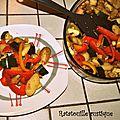Ratatouille rustique
